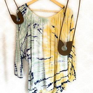 OSO Casuals Tie Dye Top